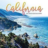 California 2019 Calendar