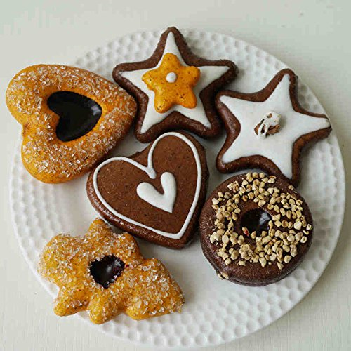 [해외]귀여운 장난감 재미있는 디자인 쿠키 6 개 세트/Cute toy Funny design Cookie 6 pieces set