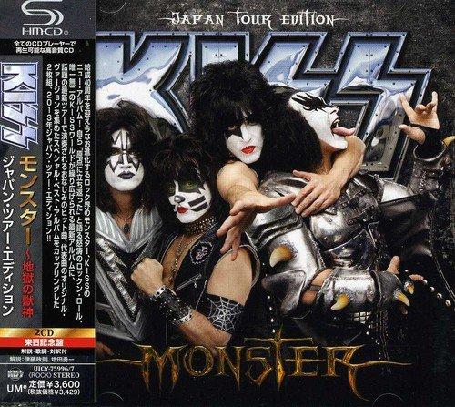 モンスター~地獄の獣神/ジャパン・ツアー・エディション