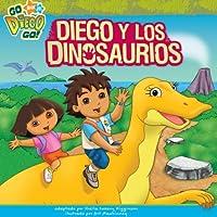Diego y los dinosaurios (Diego's Great Dinosaur Rescue) (Go, Diego, Go! (8x8) (Spanish))