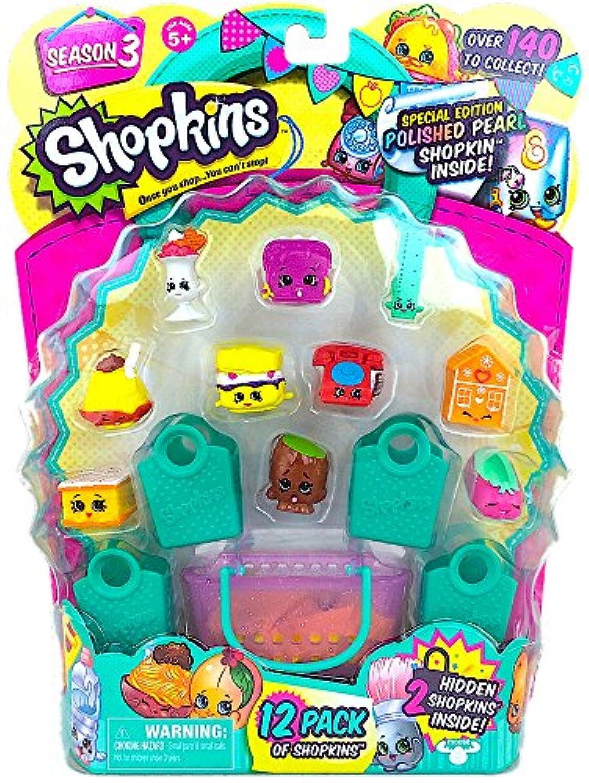 Shopkinsシーズン3(12パック)セット7