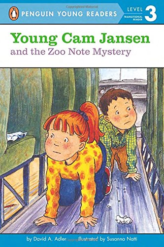 Young Cam Jansen and the Zoo Note Mysteryの詳細を見る