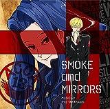 """TVアニメ『ACCA13区監察課』オリジナルサウンドトラック """"SMOKE and MIRRORS"""" 画像"""