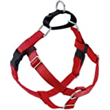 2 Hounds Design Freedom No Pull Dog Harness | Adjustable Gentle Comfortable Control for Easy Dog Walking |for Small Medium an