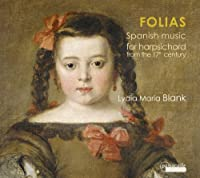 Folias-Spanish Music for Harpsichord from 17th C