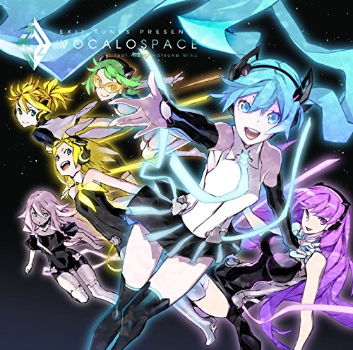 EXIT TUNES PRESENTS Vocalospace feat.初音ミク 通常盤