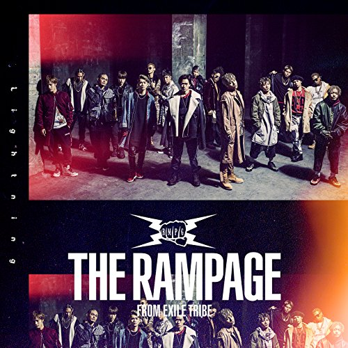 Lightning(DVD付) - THE RAMPAGE from EXILE TRIBE