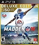 Madden NFL 16 (Deluxe Edition) (輸入版:北米) - PS3