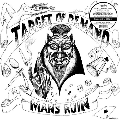 MAN'S RUIN [LP] [12 inch Analog]