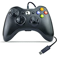 Vanky XBOX360 コントローラー PC コントローラー 有線 ゲームパッド ケーブル Windows PC W…