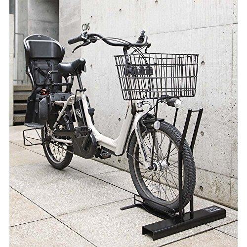 スロープ付き電動自転車スタンド 1台用 G48310...