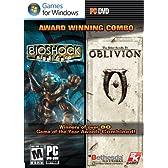 Bioshock & The Elder Scrolls: Oblivion Bundle (輸入版)