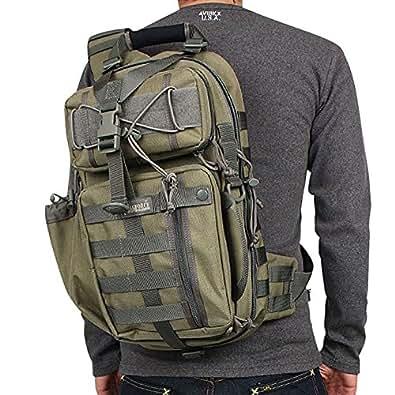 MAGFORCE マグフォース MF-0431 Archer SLING BAG Tan/FGW Free Tan [ウェア&シューズ]