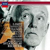 Liszt: Etudes D`Execution Transcenda by Sviatoslav Richter (2015-03-18)