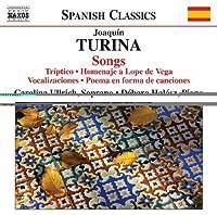 Songs by JOAQUIN TURINA (2011-06-28)