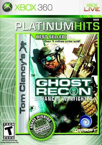 【輸入版:アジア】Ghost Recon Advanced Warfighter (Platinum Hits) - Xbox360
