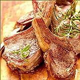 ラム肉 骨付きラム肉 骨付き 業務用 ラムチョップ (12本入り/720g) ジンギスカン BBQ バーベキュー