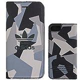 adidas 腕時計 TeamS(チームエス) adidas アディダス iPhone7 ケース 手帳型 ブランド スマホケース アイホン7 ケース NMD Graphic 当店オリジナルフィルム付き [並行輸入品]