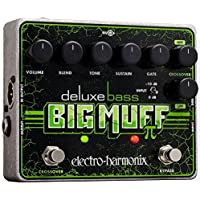Electro-Harmonix Deluxe Bass Big Muff Pi Bass Effects Pedal [並行輸入品]