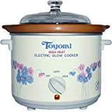 Toyomi HH 3500A High Heat Slow Cooker, 3.2L