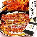 ギフト 国産鰻(ウナギ)蒲焼 3枚セット