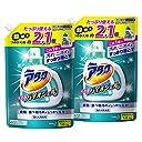 【まとめ買い】アタック 洗濯洗剤 液体 高浸透バイオジェル 詰替用 1.6kg×2個