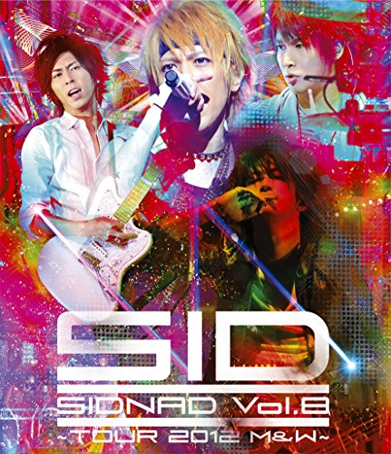 [画像:SIDNAD Vol.8~TOUR 2012 M&W~ [Blu-ray]]