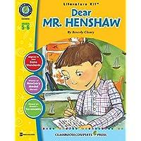 Dear Mr. Henshaw (Literature Kit)