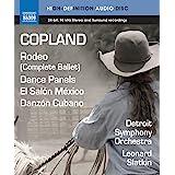 Rodeo / Dance Panels / El Salon Mexico