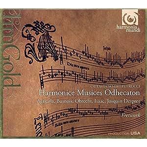 HARMONICE MUSICES ODHECATON
