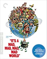 Criterion Collection: It's a Mad Mad Mad Mad World [Blu-ray] [Import]