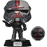 Funko Pop and Pin! Star Wars: Bad Batch - Hunter (Kamino) Across The Galaxy, Amazon Exclusive