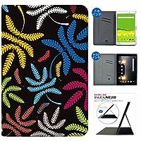 オリエントワークス Xperia Z2 Tablet ケース 手帳型 カバー スタンド機能 カードホルダー 多機種対応