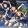 THE IDOLM@STER LIVE THE@TER DREAMERS 01 Dreaming!(初回限定盤)(Blu-ray Disc付) (デジタルミュージックキャンペーン対象商品: 200円クーポン)