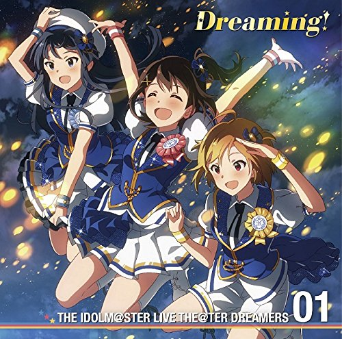 THE IDOLM@STER LIVE THE@TER DREAMERS 01 Dreaming!(初回限定盤)(Blu-ray Disc付)の詳細を見る