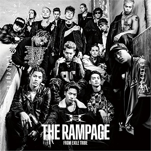 100degrees(DVD付) - THE RAMPAGE from EXILE TRIBE