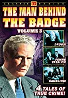 Man Behind the Badge Vol 3 [DVD] [Import]