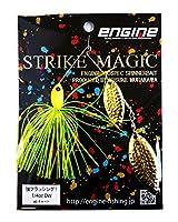 エンジン(ENGINE) ルアー ストライクマジック1/4DW #03チャート