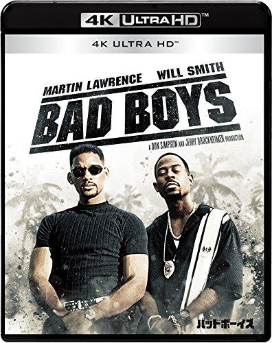 バッドボーイズ 4K ULTRA HD [4K ULTRA HD] [Blu-ray]
