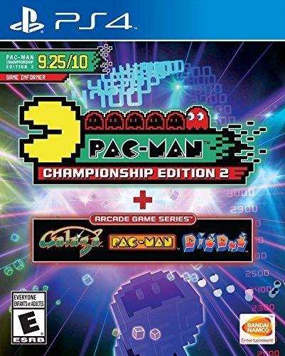 Bandai Games(World) Pac-Man Championship Edition 2 + Arcade Game Series (輸入版:北米) - PS4