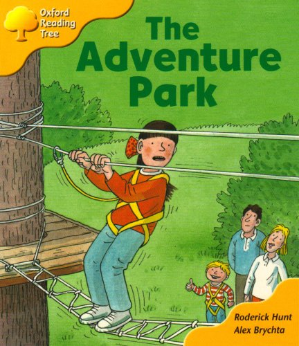 Oxford Reading Tree: Stage 5: More Storybooks C: the Adventure Parkの詳細を見る