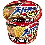 【ケース販売】エースコック スーパーカップ1.5倍 鶏ガラ醤油ラーメン 108g×12個 フード 穀物・豆・麺類 ラーメン [並行輸入品]