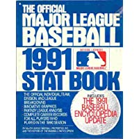 The Official Major League Baseball: 1991 Stat Book/Includes the 1991 Baseball Encyclopedia Update (Official Major League Baseball Stat Book)