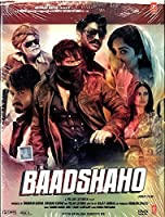 Baadshaho Dvd (New Single Disc Dvd With English Subtitles Hindi Language Released By T-Series) [並行輸入品]