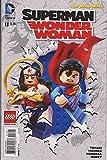 LEGOレゴコラボ限定カバーバージョン アメコミリーフ『スーパーマン/ワンダーウーマン』#13