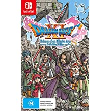 Dragon Quest XI S Echoes of an Elusive Age Definitive Edition - Nintendo Switch