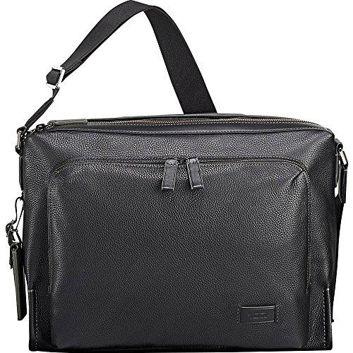 (トゥミ) Tumi メンズ バッグ メッセンジャーバッグ Harrison Forest Leather Utility Bag [並行輸入品]