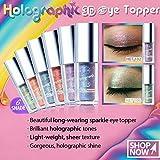 J. CAT BEAUTY Holographic 3d Eye Topper - So Poppy (並行輸入品)