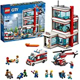 LEGO City Hospital 60204 Playset Toy