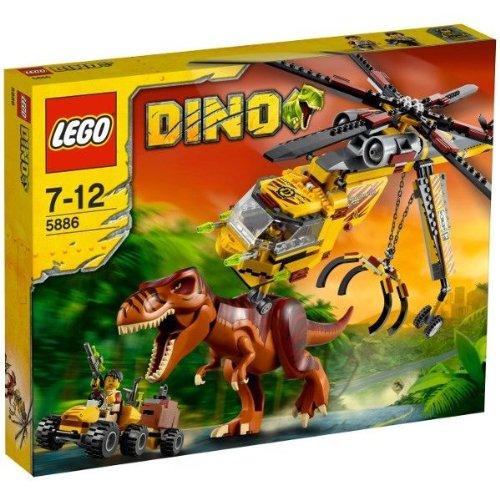 [해외] 레고 (LEGO) 다이 노 T―렉스헌터 5886-308184 (2012-03-29)